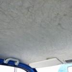пране тавана на кола