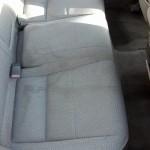 Задна седалка на автомобил