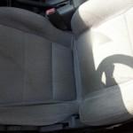 Предна седалка на кола