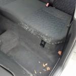 Пране на седалки